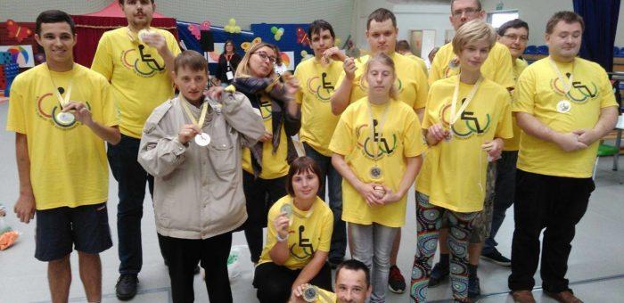 I Warszawska Olimpiada Osób z Niepełnosprawnością Intelektualną